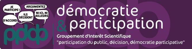 démocratie et partici^pation